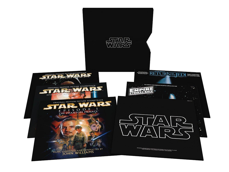 John Williams / Star Wars: The Ultimate Vinyl Collection 11LP Box Set