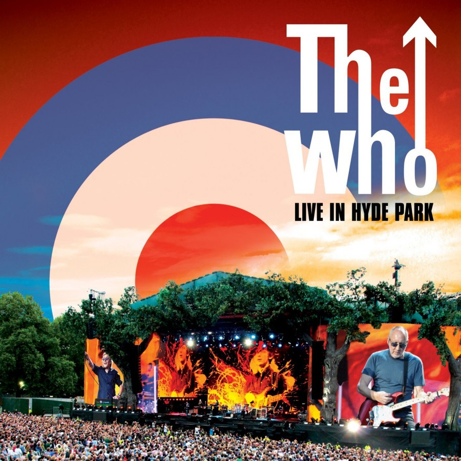 The Who / Live in Hyde Park deluxe
