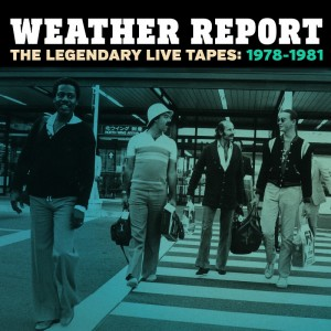 Weather Report / The Legendary Live Tapes 1978-1981 /4CD box