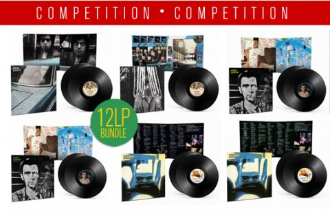 Peter Gabriel competition / coming soon