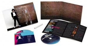 Picture: Michael Jackson / Off The Wall / CD+Blu-ray reissue
