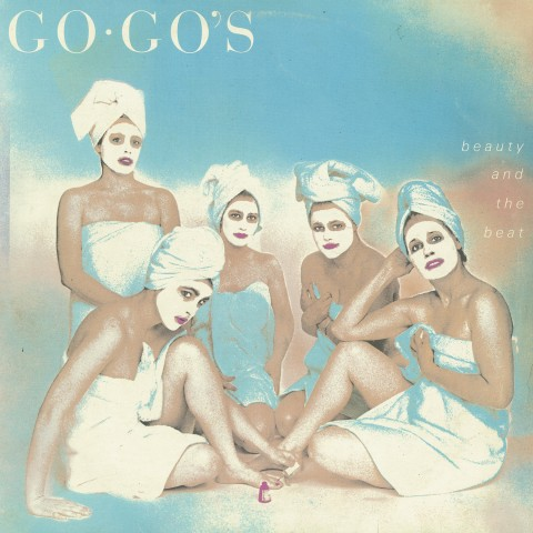 EDSK7103 Go-Go's Beauty And The Beat packshot