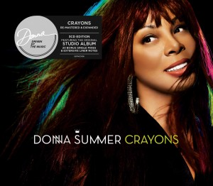 Donna Summer / Crayons 3-disc deluxe