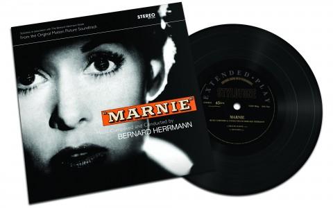 Marnie EP Sleeve and Vinyl