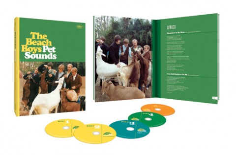 Do It Again / The Beach Boys' Pet Sounds 50th anniversary collector's edition box set