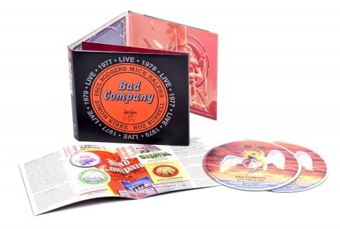 Bad Company / Live 1977 – 1979