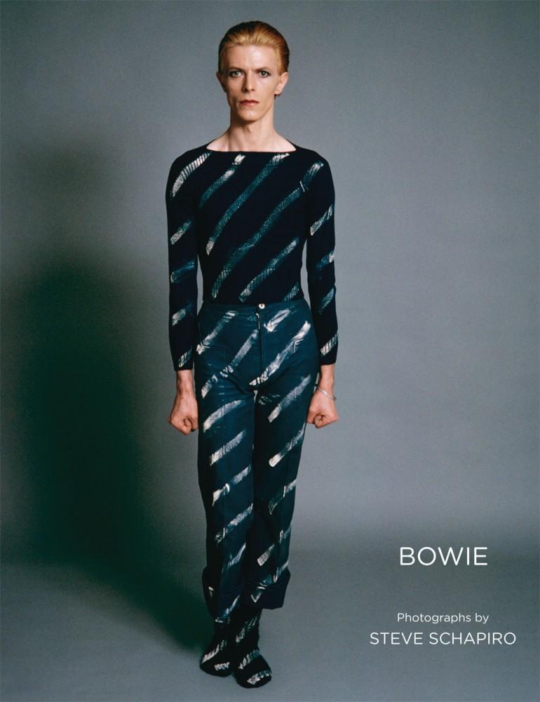 Bowie / Photographs by Steve Schapiro