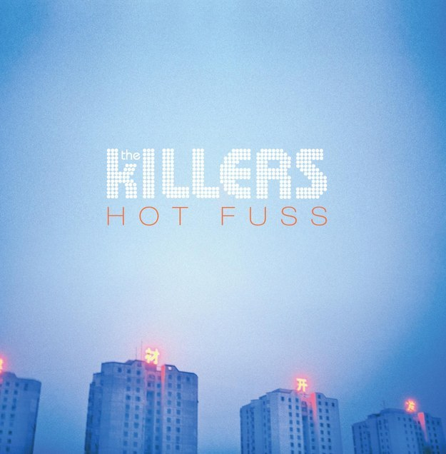 The Killers / Hot Fuss vinyl reissue