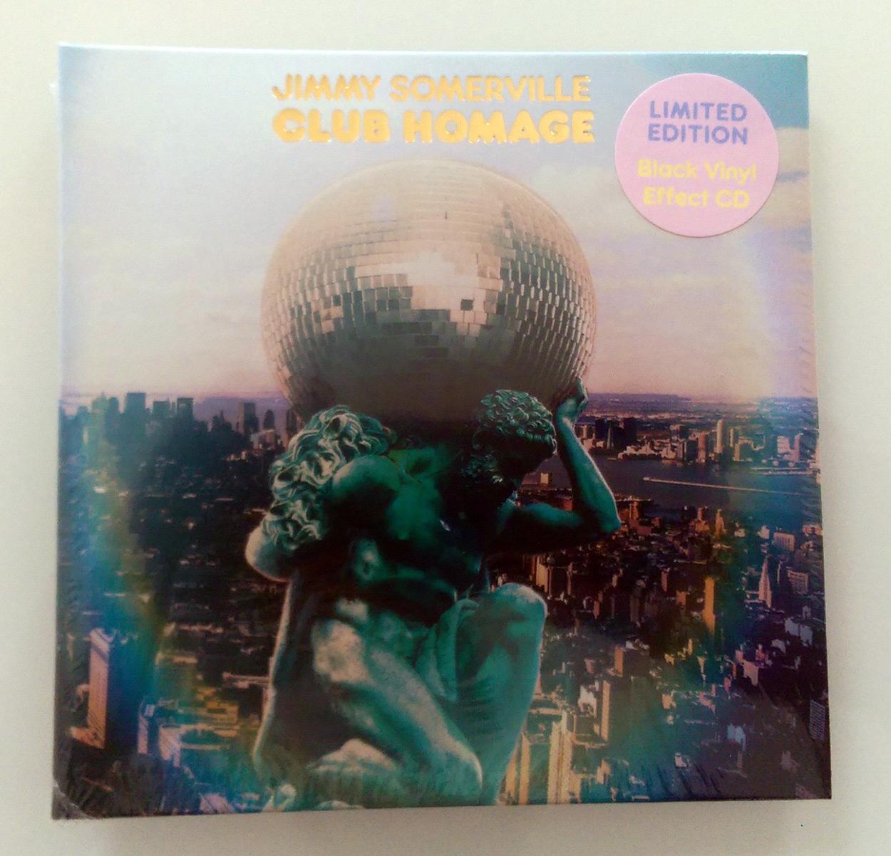 Jimmy Somerville / Club Homage remix compilation
