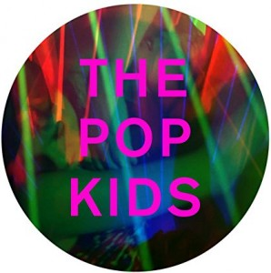 Pet Shop Boys / The Pop Kids 12-inch white vinyl