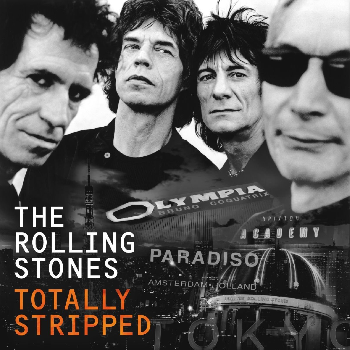 The Rolling Stones / Totally Stripped