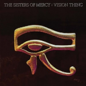 The Sisters of Mercy / Vision Thing vinyl box