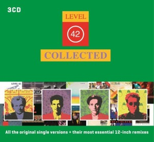 Level 42 / Collected 3CD set