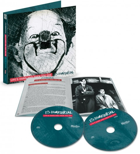 It's Immaterial / Life's Hard And Then You Die 2CD Deluxe Edition