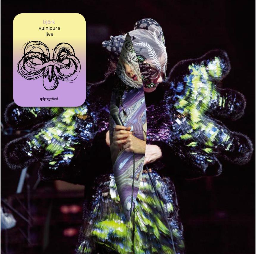 Björk / Vulnicura Live / CD