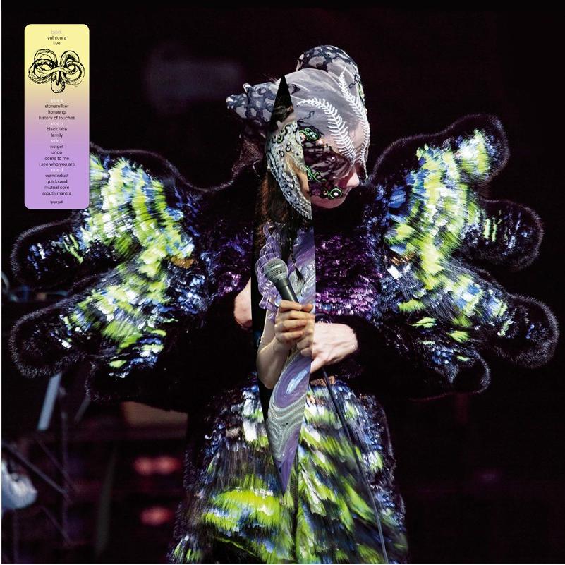 Björk / Vulnicura Live / 2LP vinyl