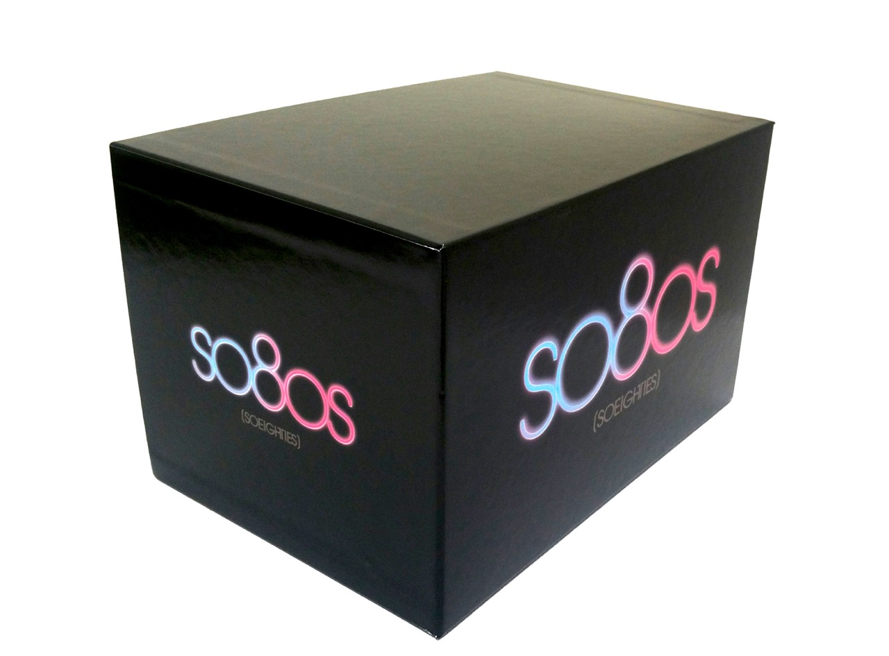 Blank & Jones / so80s box set
