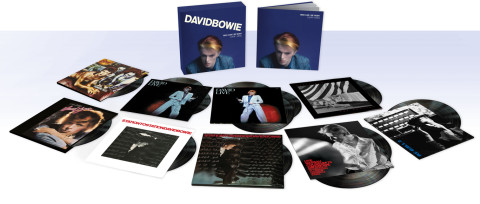 David Bowie / Who Can I Be Now? 1974-1976