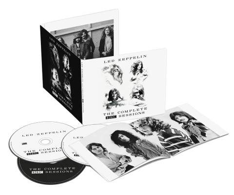 Led Zeppelin / The Complete BBC Sessions 3CD Edition