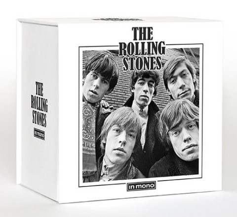 The Rolling Stones in Mono box set