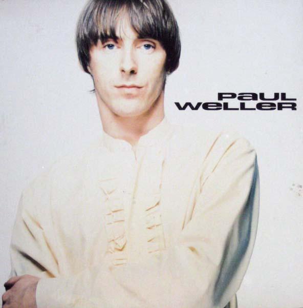 Paul Weller debut album reissued on vinyl LP