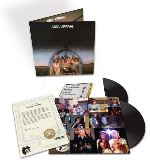 ABBA / Arrival half-speed mastered 45RPM 2LP vinyl