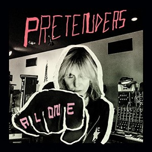 Pretenders / new album alone