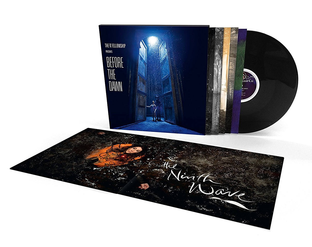 Kate Bush / Before The Dawn 4LP vinyl