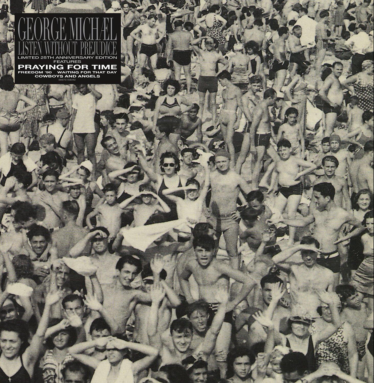 George Michael / Listen Without Prejudice reissue - super deluxe box set