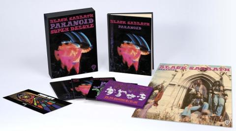 Black Sabbath / Paranoid super deluxe edition