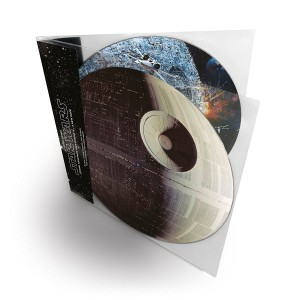 Star Wars IV: A New Hope limited vinyl picture disc