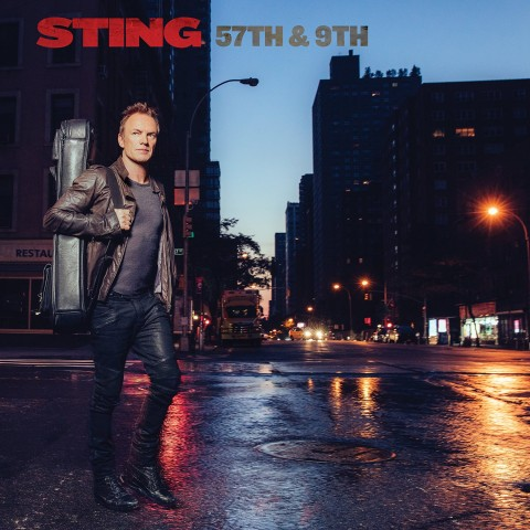 Sting / new album 57th & 9th