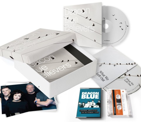 Deacon Blue / Believers deluxe box set