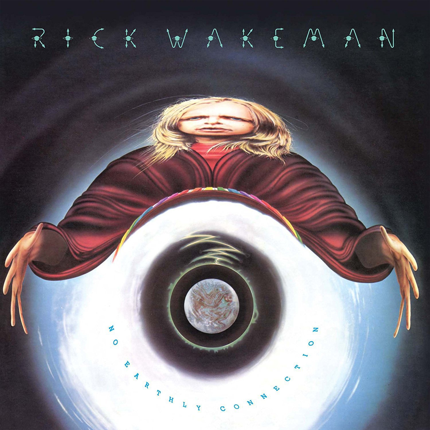 Rick Wakeman / No Earthly Connection deluxe reissue