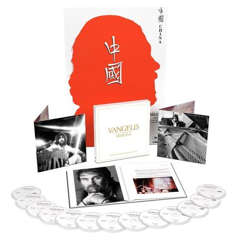 Vangelis / Delectus - new 13CD box set