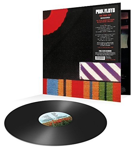 Pink Floyd / The Final Cut vinyl reissue
