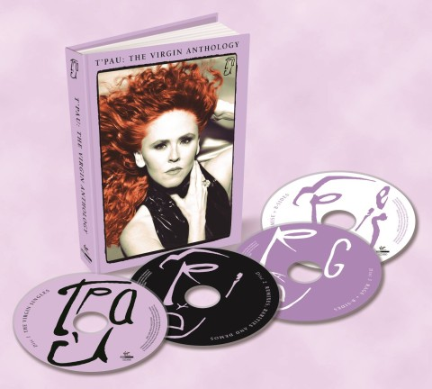 T'Pau / The Virgin Anthology 4CD deluxe set