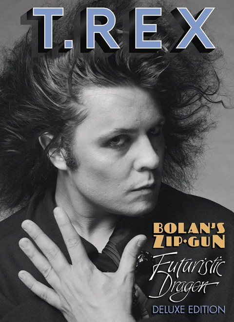 Bolan's Zip Gun / Futuristic Dragon deluxe edition book set