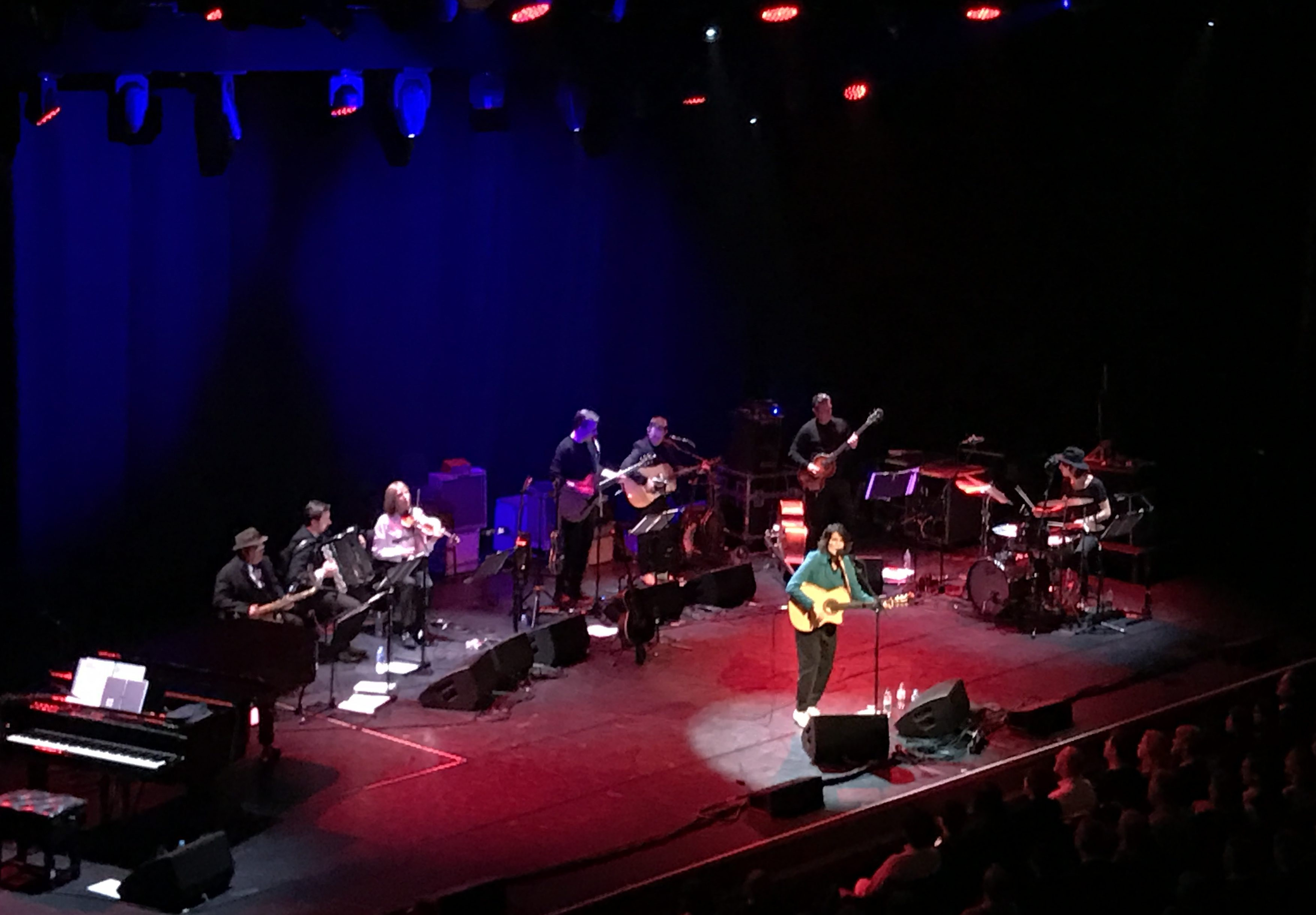Tanita Tikaram / Live on stage at the Barbican Centre 24/2/17