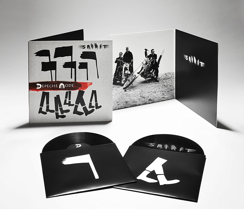 Depeche Mode / new album Spirt 2LP vinyl