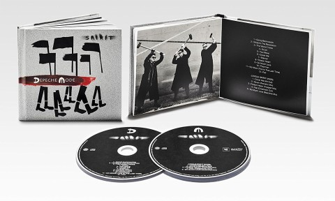 Depeche Mode / new album Spirt 2CD deluxe edition