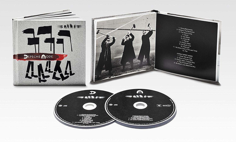 Depeche Mode / new album Spirt 2CD deluxe edition