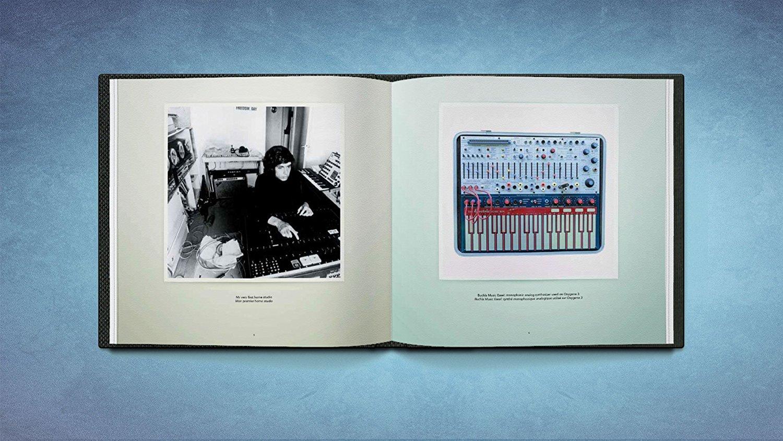 Jean-Michel Jarre coffee table Oxygene book