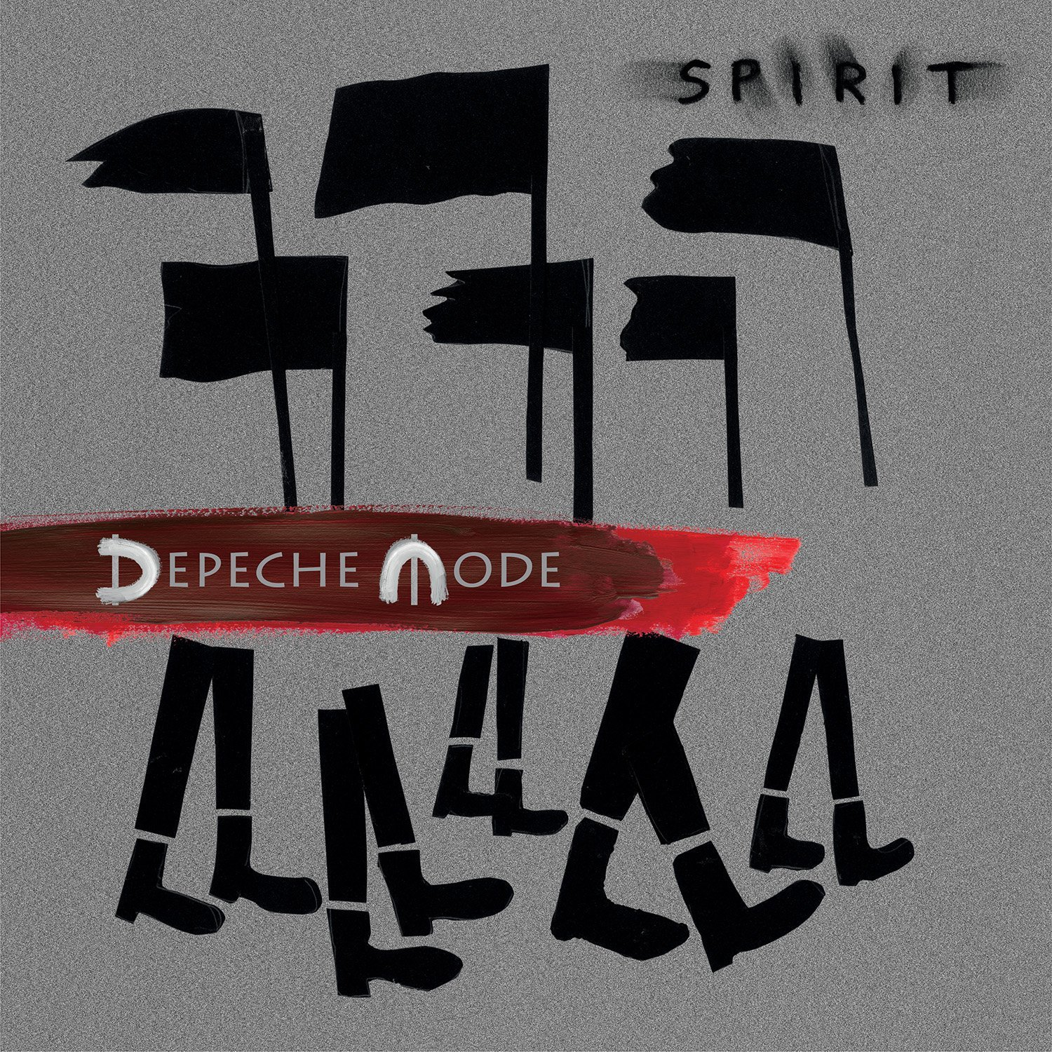 Depeche Mode / new album Spirit