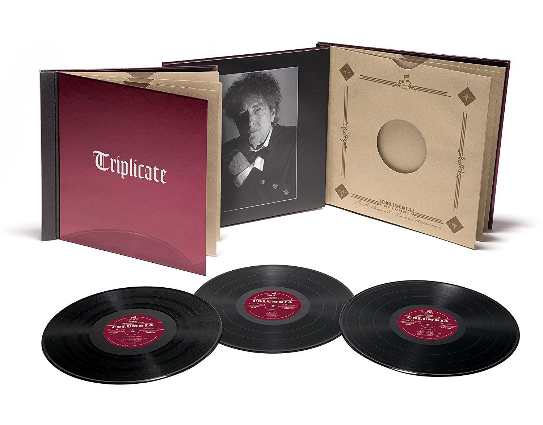 Bob Dylan / Triplicate deluxe vinyl package