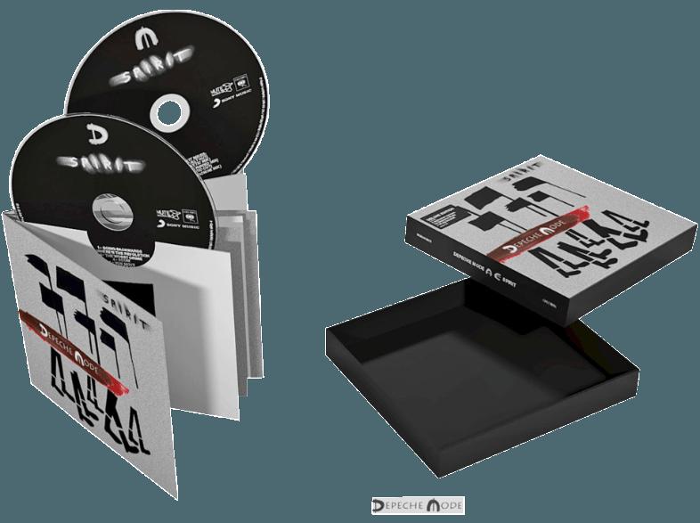 Depeche Mode / Spirit Saturn exclusive edition