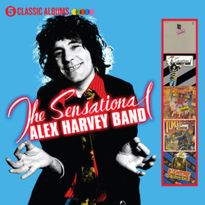 Alex Harvey / 5 Classic Albums