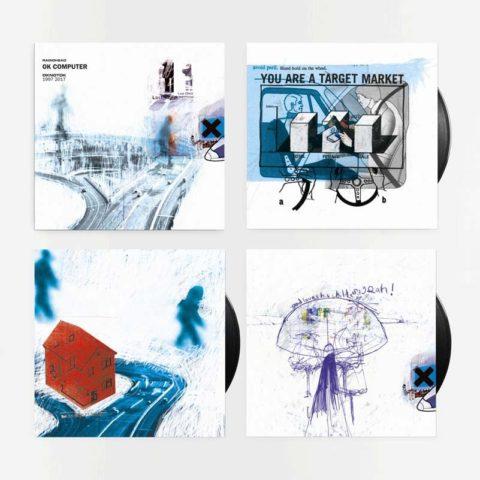 Radiohead / OK Computer OKNOTOK 3LP vinyl edition