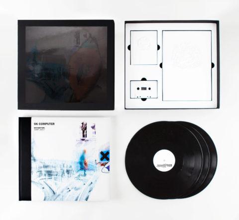 Radiohead / OK Computer OKNOTOK box set edition