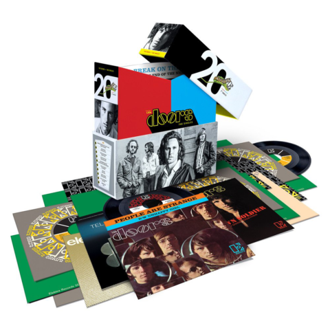 The Doors / The Singles / seven-inch box set